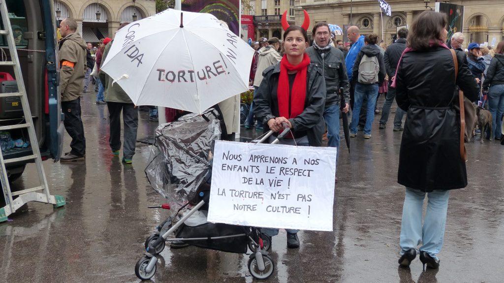 Une citoyenne abolitionniste (Paris - 20 octobre 212)