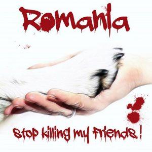 Roumanie - Arrête de tuer mes amis !