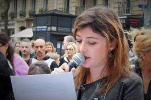 Audrey Jougla (05 septembre 2015)