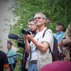 Christian Millet à Mézilles (06 septembre 2014)