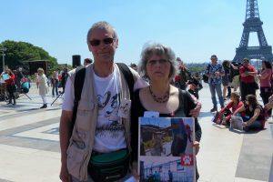 Christian et Danielle (Place du Trocadéro-17 mai 2014)