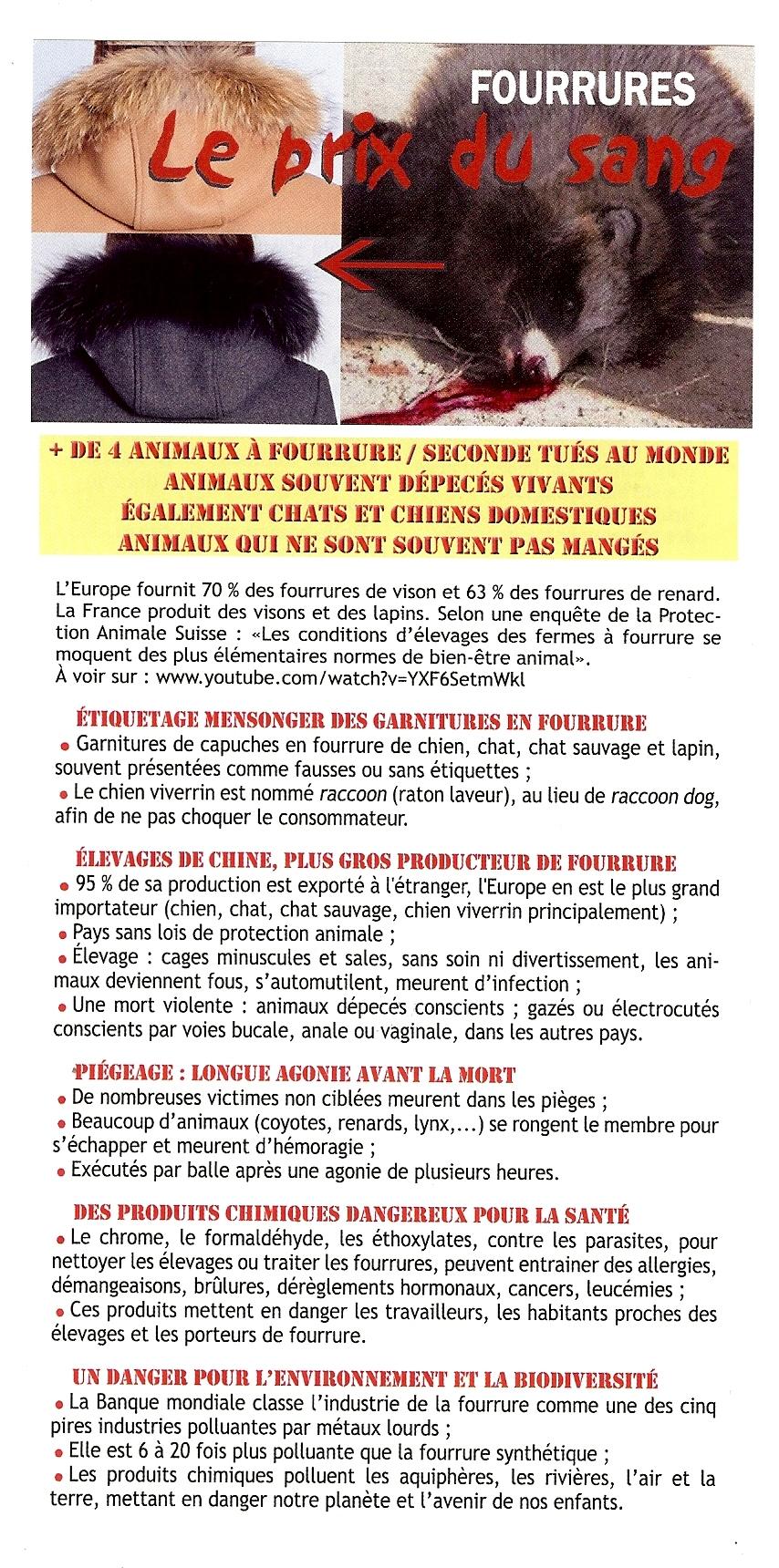 Tract Société Anti-Fourrure_recto