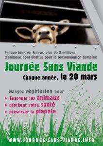 Journée Sans Viande_Affiche
